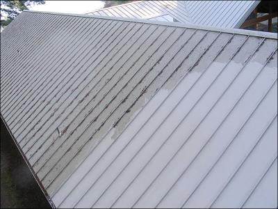 Metal Roof Cleaning Services Metal Roof Cleaners